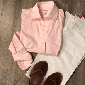 Banana Republic fitted button down